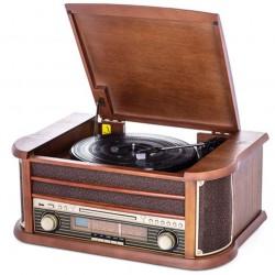 ΠΙΚΑΠ CAMRY RETRO TURNTABLE with CD / MP3 / USB / RECORDING
