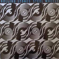 ROLLING STONES STEEL WHEELS LP