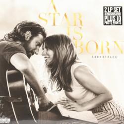 A STAR IS BORN LADY GAGA BRADLEY COOPER SOUNDTRACK 2 LP