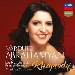 ABRAHAMYAN VARDUHI RHAPSODY CD