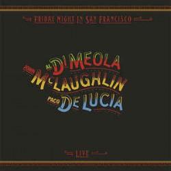PACO DE LUCIA AL DI MEOLA JOHN MC LAUGHIN LP