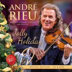 ANDRE RIEU 2020 JOLLY HOLIDAY DLX CD + DVD