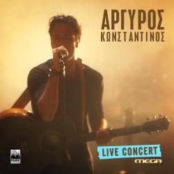 ARGYROS KONSTANTINOS 2020 LIVE CONCERT MEGA CD