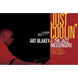 ART BLAKEY & THE JAZZ MESSENGERS JUST COOLIN '