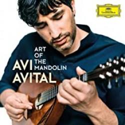 AVI AVITAL 2020 ART OF THE MANDOLIN CD