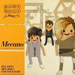 BABY DELI MECANO CD