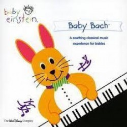 BABY EINSTEIN BABY BACH