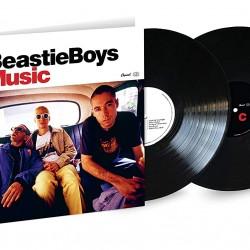 BEASTIE BOYS THE BEASTIE BOYS MUSIC 2 LP