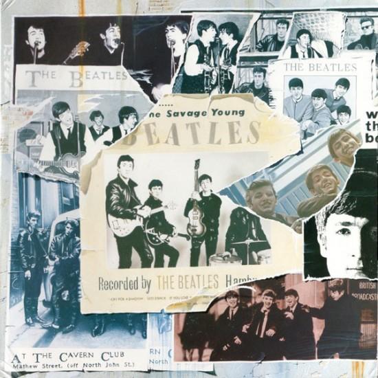 BEATLES THE ANTHOLOGY 1 LP