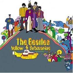 BEATLES THE YELLOW SUBMARINE LP