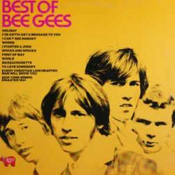 BEE GEES BEST OF BEE GEES LP STEREO LP