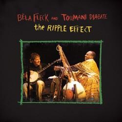 BELA FLECK & TOUMANI DIABATE 2020 THE RIPPLE EFFECT 2LP LIMITED EDITION