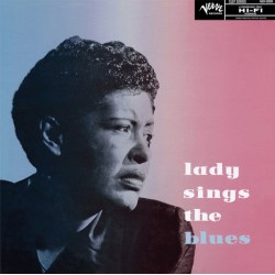 BILLIE HOLIDAY LADY SINGS THE BLUES LP