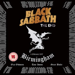 BLACK SABBATH THE END DVD + CD