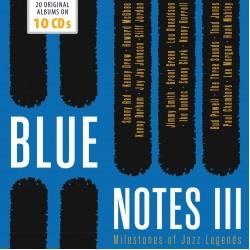 BLUE NOTES VOL 3 10 CD BOX SET