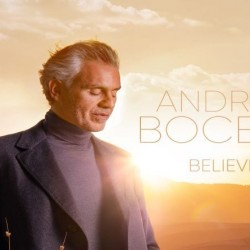 BOCELLI ANDREA 2020 BELIEVE CD