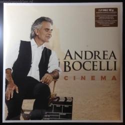 BOCELLI ANDREA CINEMA 2LP