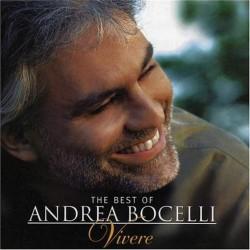 BOCELLI ANDREA VIVERE GREATEST HITS CD