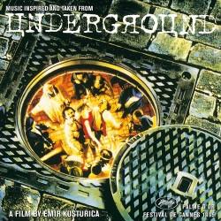 BREGOVIC GORAN UNDERGROUND OST LP