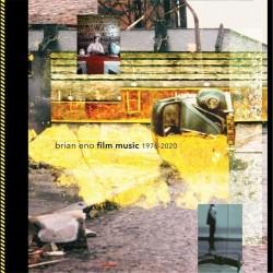 BRIAN ENO 2020 FILM MUSIC 1976 2020 CD