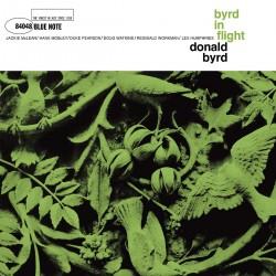 BYRD DONALD BYRD IN FLIGHT TONE POET SERIES LP BLUE