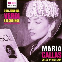 CALLAS MARIA OUTSTANDING VERDI RECORDINGS 10 CD BOX SET