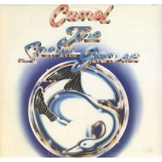 CAMEL THE SNOW GOOSE LP