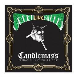 CANDLEMASS 2021 GREEN VALLEY LIVE CD & DVD SET