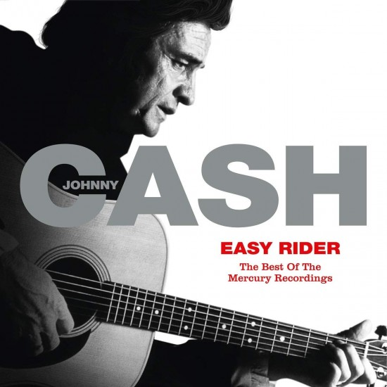 CASH JOHNNY EASY RIDER THE BEST OF CD
