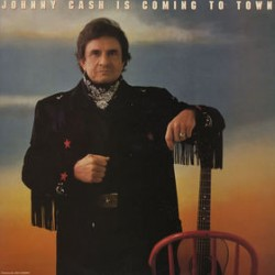 CASH JOHNNY JOHNNY CASH IS COMING TO TOWN LP
