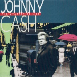CASH JOHNNY THE MYSTERY OF LIFE LP