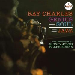 CHARLES RAY GENIUS + SOUL = JAZZ LP