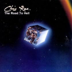 CHRIS REA THE ROAD TO HELL LP