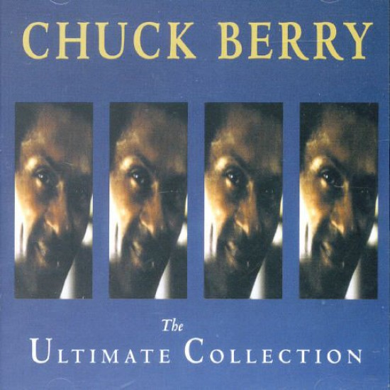 BERRY CHUCK ULTIMATE COLLECTION CD