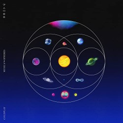 COLDPLAY 2021 MUSIC OF THE SPHERES CD