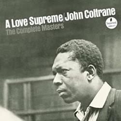 COLTRAINE JOHN A LOVE SUPREME 3 CD