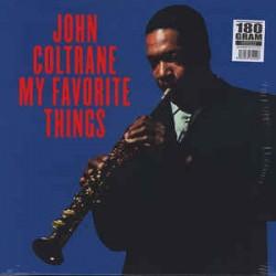 COLTRAINE JOHN MY FAVORITE THINGS LP