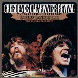 CREEDENCE CLEARWATER REVIVAL CHRONICLE 20 GREATEST HITS CD