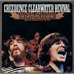CREEDENCE CLEARWATER REVIVAL CHRONICLE 20 GREATEST HITS LP