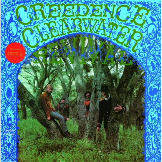 CREEDENCE CLEARWATER REVIVAL CREEDENCE CLEARWATER REVIVAL LP