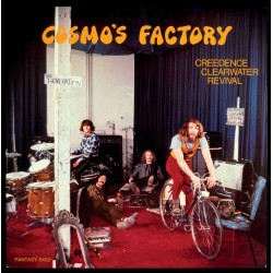 CREEDENCE CLEARWATER REVIVAL COSMO S FACTORY LP