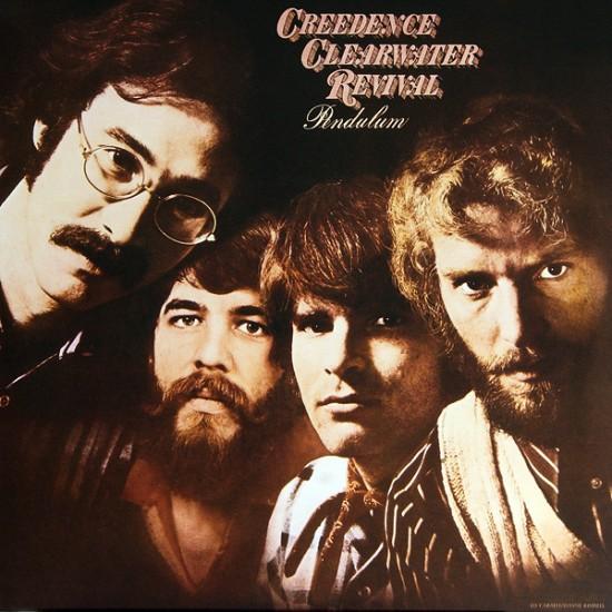 CREEDENCE CLEARWATER REVIVAL PENDULUM HALF SPEED REMASTERS LP