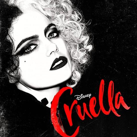 CRUELLA 2021 OST CD