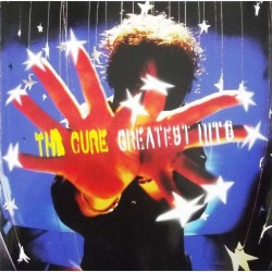 CURE THE GREATEST HITS 2 LP