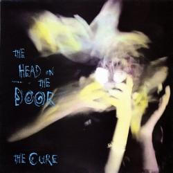 CURE THE HEAD ON THE DOOR LP