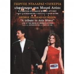 DALARAS GIORGOS & GLYKERIA TRIBUTE TO ASIA MINOR CD