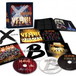 DEF LEPPARD 2021 VOLUME 3 BOX 6 CD BOX