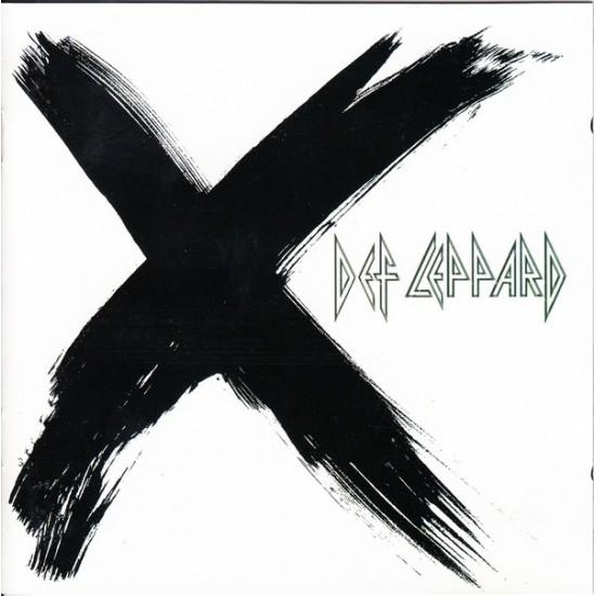 DEF LEPPARD X LP