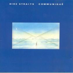 DIRE STRAITS COMMUNIQUE CD