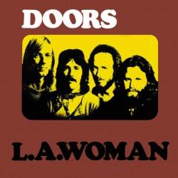 THE DOORS LA WOMAN LP
